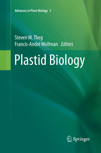 Plastid Biology - Coverbild