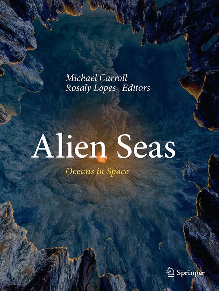 Alien Seas - Coverbild