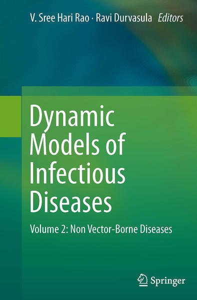 Dynamic Models of Infectious Diseases - Coverbild