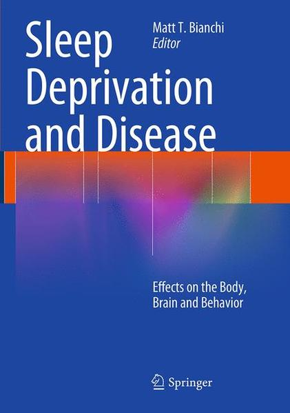 Sleep Deprivation and Disease - Coverbild