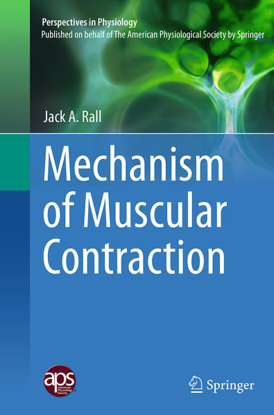 Mechanism of Muscular Contraction - Coverbild
