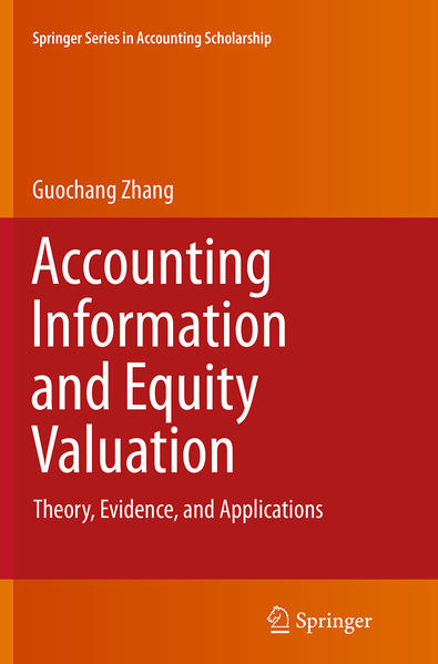 Accounting Information and Equity Valuation - Coverbild