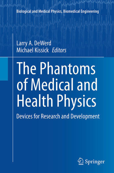 The Phantoms of Medical and Health Physics - Coverbild