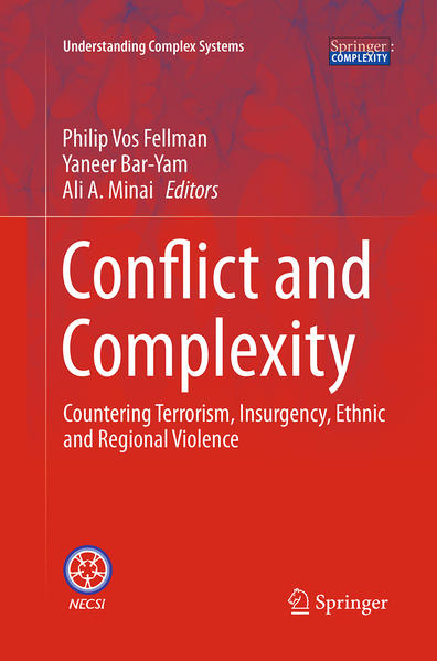 Conflict and Complexity - Coverbild