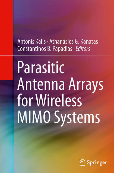 Parasitic Antenna Arrays for Wireless MIMO Systems - Coverbild