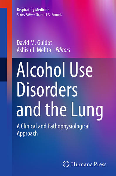 Alcohol Use Disorders and the Lung - Coverbild