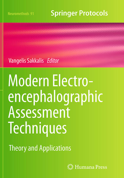 Modern Electroencephalographic Assessment Techniques - Coverbild