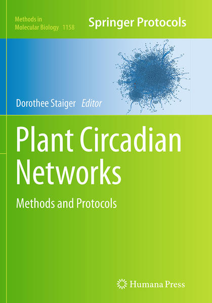 Plant Circadian Networks - Coverbild