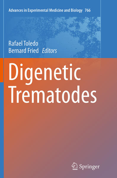 Digenetic Trematodes - Coverbild