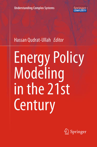 Energy Policy Modeling in the 21st Century - Coverbild