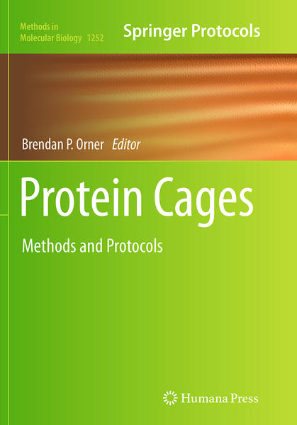 Protein Cages - Coverbild
