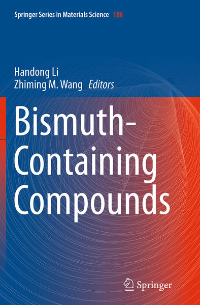 Bismuth-Containing Compounds - Coverbild