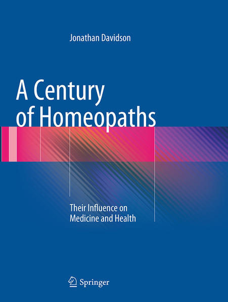 A Century of Homeopaths - Coverbild