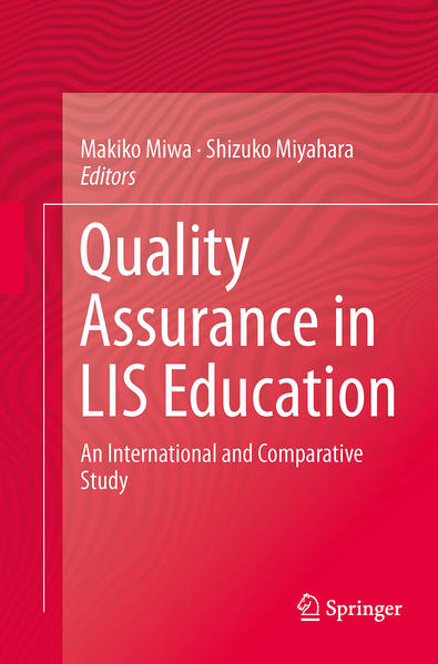 Quality Assurance in LIS Education - Coverbild