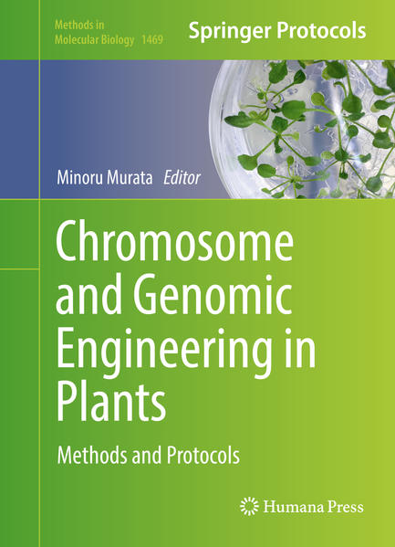 Chromosome and Genomic Engineering in Plants - Coverbild