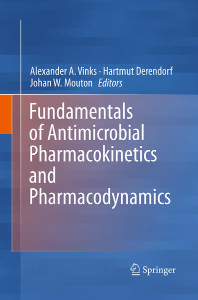 Fundamentals of Antimicrobial Pharmacokinetics and Pharmacodynamics - Coverbild