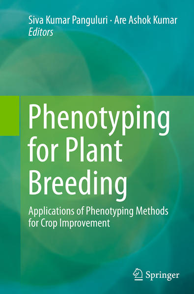 Phenotyping for Plant Breeding - Coverbild