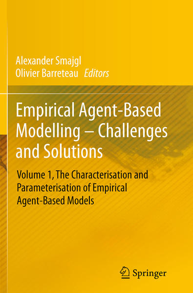 Empirical Agent-Based Modelling - Challenges and Solutions - Coverbild