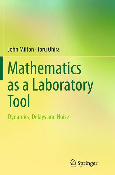 Mathematics as a Laboratory Tool - Coverbild