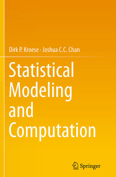 Statistical Modeling and Computation - Coverbild
