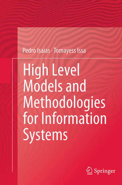 High Level Models and Methodologies for Information Systems - Coverbild