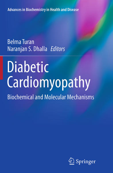 Diabetic Cardiomyopathy - Coverbild