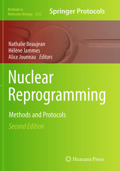Nuclear Reprogramming - Coverbild