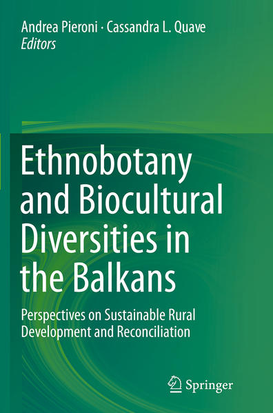 Ethnobotany and Biocultural Diversities in the Balkans - Coverbild
