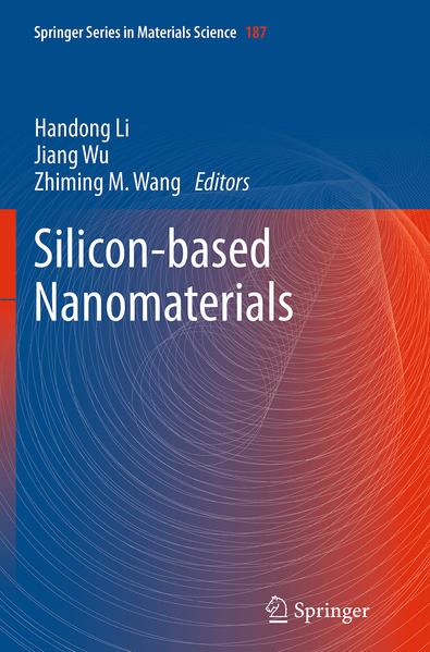 Silicon-based Nanomaterials - Coverbild