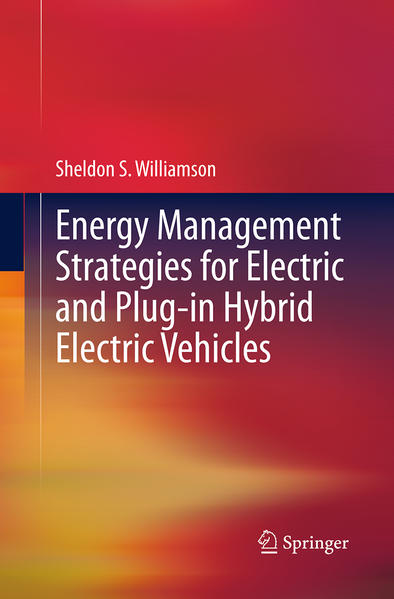 Energy Management Strategies for Electric and Plug-in Hybrid Electric Vehicles - Coverbild