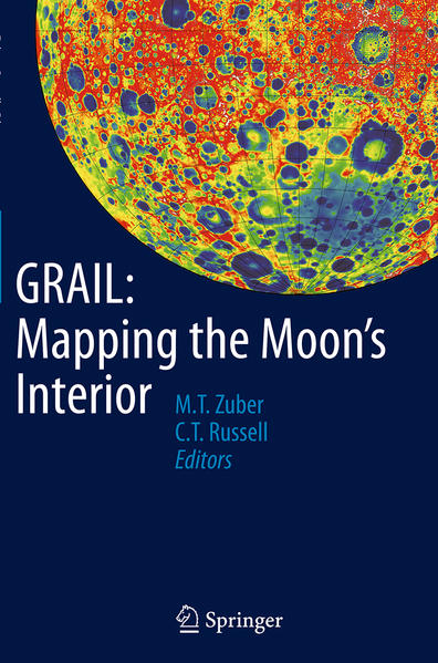 GRAIL: Mapping the Moon's Interior - Coverbild
