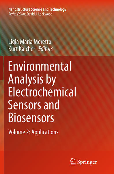 Environmental Analysis by Electrochemical Sensors and Biosensors - Coverbild