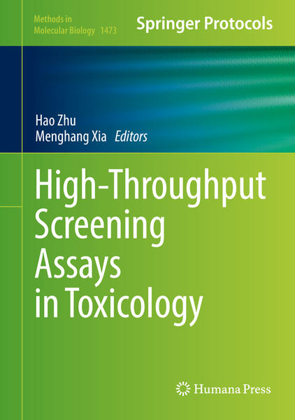 High-Throughput Screening Assays in Toxicology - Coverbild
