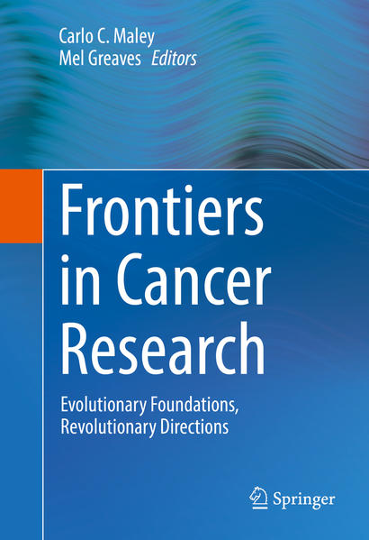 Frontiers in Cancer Research - Coverbild