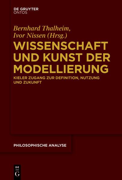Wissenschaft und Kunst der Modellierung - Coverbild