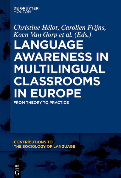 Language Awareness in Multilingual Classrooms in Europe - Coverbild