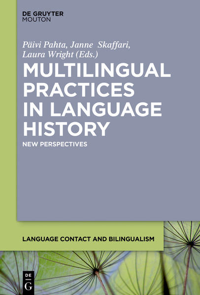 Multilingual Practices in Language History - Coverbild
