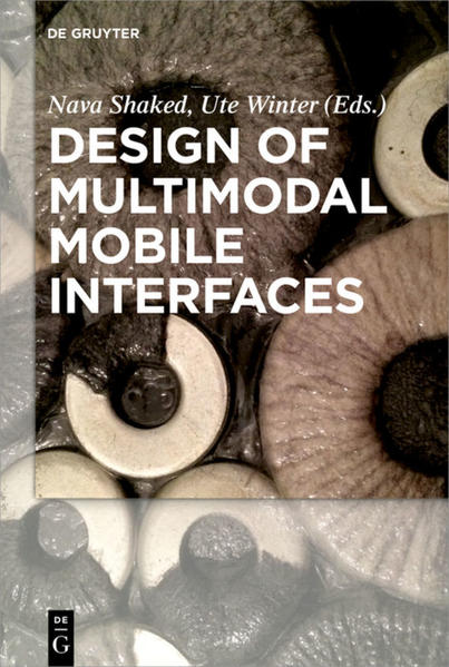 Design of Multimodal Mobile Interfaces - Coverbild
