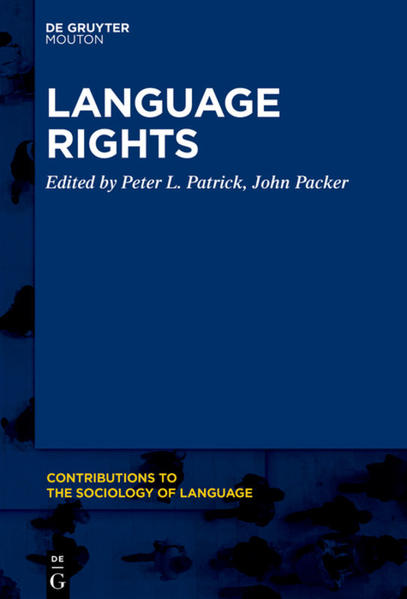 Language Rights - Coverbild