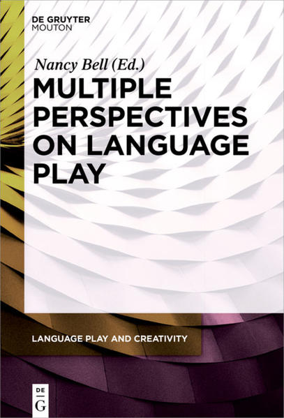 Multiple Perspectives on Language Play - Coverbild