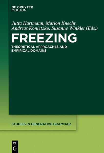Freezing - Coverbild