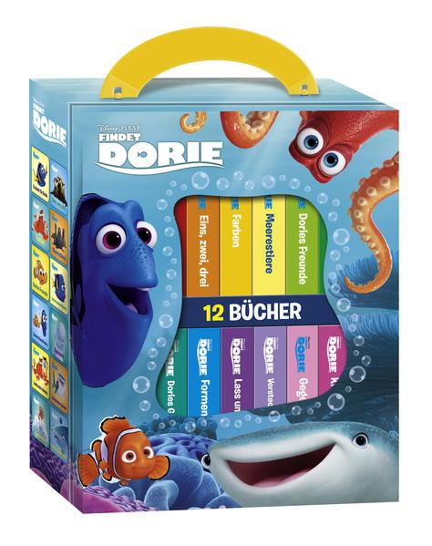 Findet Dorie - Bücherbox - Coverbild