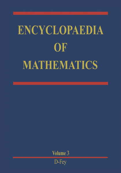 Encyclopaedia of Mathematics - Coverbild