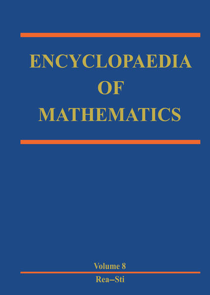 Encyclopaedia of Mathematics (set) - Coverbild