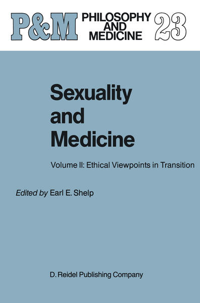 Sexuality and Medicine - Coverbild