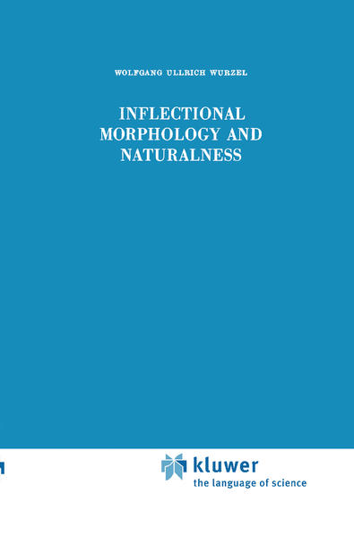 Inflectional Morphology and Naturalness - Coverbild