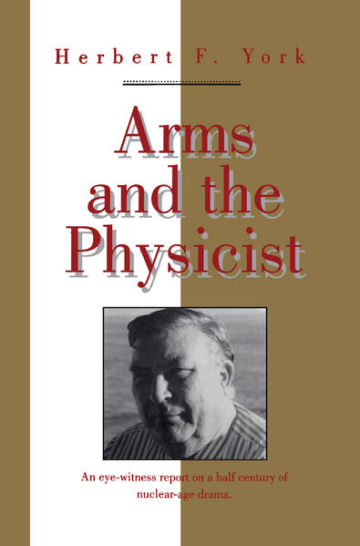 Arms and the Physicist - Coverbild