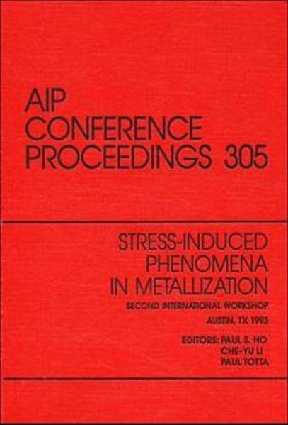 Stress-induced Phenomena in Metallization - Coverbild