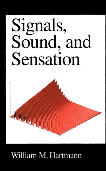 Signals, Sound, and Sensation - Coverbild