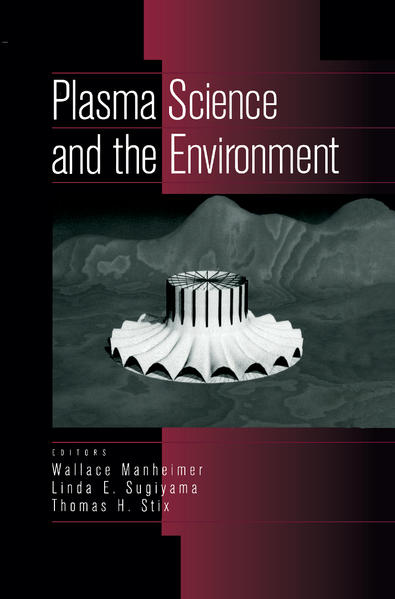 Plasma Science and the Environment - Coverbild